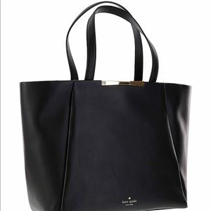 Kate Spade New York Camden Way Lenora Tote Black